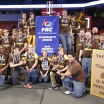 MPS-led robotics team heading to world championship after competing against 52 others, winning chairman's award