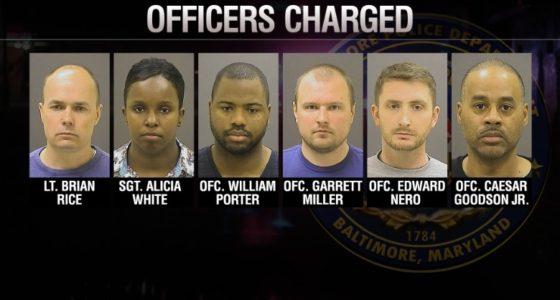 Freddie Gray verdict: Officer Edward Nero not guilty