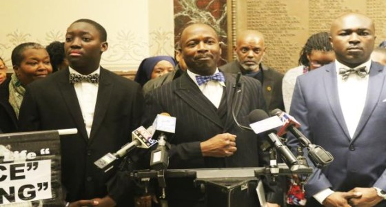"Local Islamic leaders ask blacks to ""boycott"" big box stores for black owned businesses"