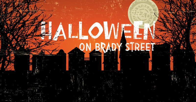 Spectacular spooky prizes sponsored by Beechwood Distributors- Bud Light, Guinness, and Brady Street BID