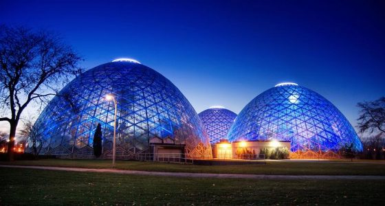 Family-Friendly New Year's Eve at The Domes