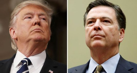 President Trump claims 'total and complete vindication' after Comey testimony