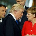 Forget Trump's bluster. The world is walking all over him.