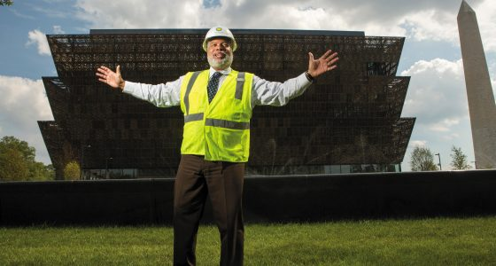 A Conversation with African American Museum's Lonnie Bunch
