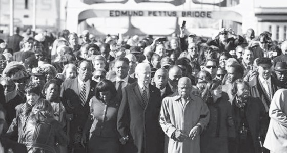 Remembering the 'Bloody Sunday' 1965 civil rights march