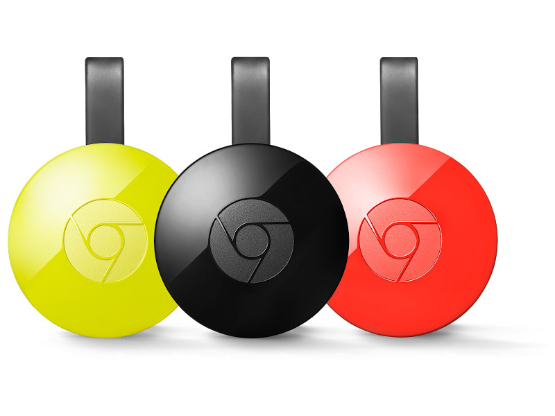 Chromecast video