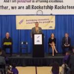 Rocket Ship Charter School Grand Opening