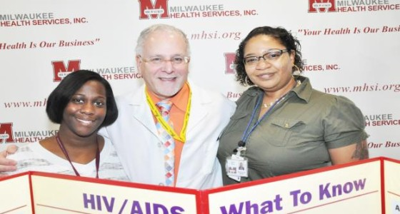 Milwaukee Health Services, Inc., wants everyone to 'Know their Status'