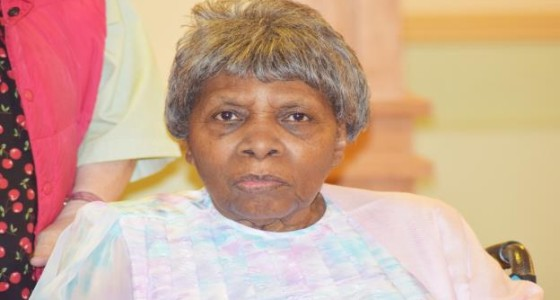 Lucinda Gordon celebrates 100th birthday