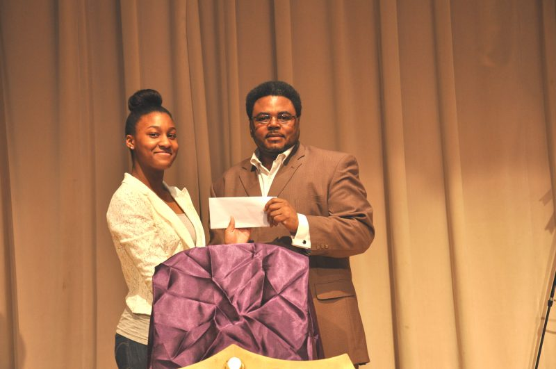 Omega Psi Phi presents 8th Annual Edward W. Smyth Talent Hunt Photo provided