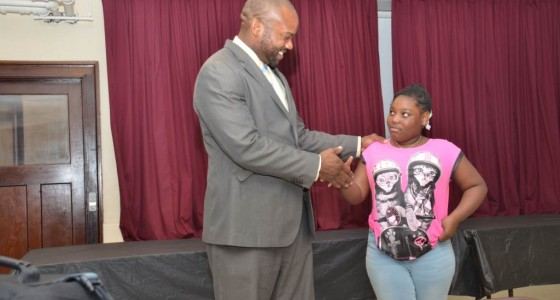 Christian Fellowship Church seeks to develop growing youth through Youth Empowerment Program