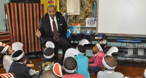 Milwaukee Urban League Guild celebrates Read Across America Day