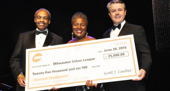 Milwaukee Urban League hosts annual Black and White Ball