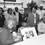 Mattie Cooper celebrates her 100th birthday