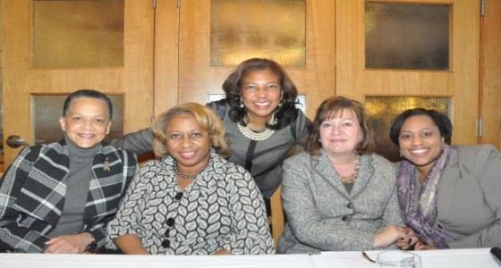 The African American Chamber of Commerce of Wisconsin held its annual Women in Business luncheon