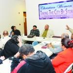 The Pastors United meeting