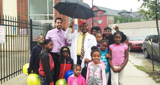 Hayat Pharmacy donates backpacks and supplies for neghborhood students heading back-to-school