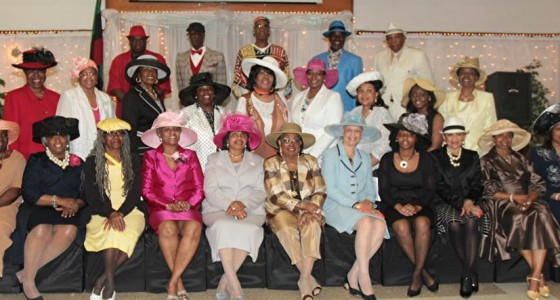 WAAW, Inc. holds 19th Annual 'Faces of Hope' hat show and luncheon
