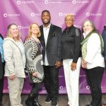 Packers Legend LeRoy Butler meets Sojourner families
