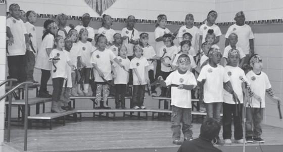 Parkview Elementary School presents African American History Program 'Rooted in the Past, Growing Toward the Future'