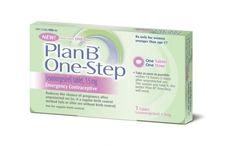 Plan B One Step