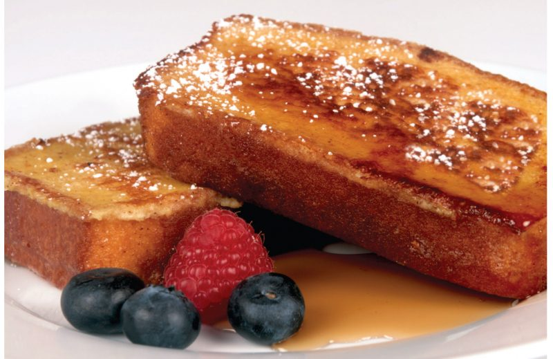 birthday cake baked french toast fluffy french toast french toast ...