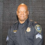 2013 Black Excellence Awards Public Service Honoree Sgt. Winfrid Finkley