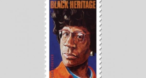 First black congresswoman honored with postage stamp
