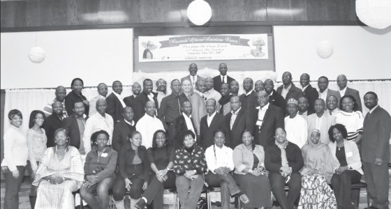 WBCOC hosts luncheon for Nigerian Business School students