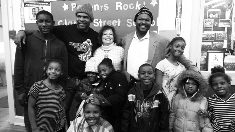 Warm Smiles for Kids Donation -- November 2013
