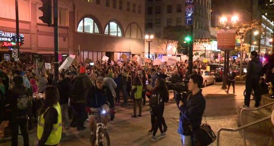 """100 days of resistance:"" Inauguration protest planned in Milwaukee"