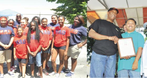 Eighteenth Annual Garfield Ave. Blues, Jazz, Gospel and Arts Festival