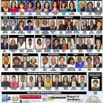 Congratulations to all the Honorees of the 33rd Annual Black Excellence Awards