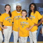 Divas in Training attend first-ever Brewers 'Give Back Game'