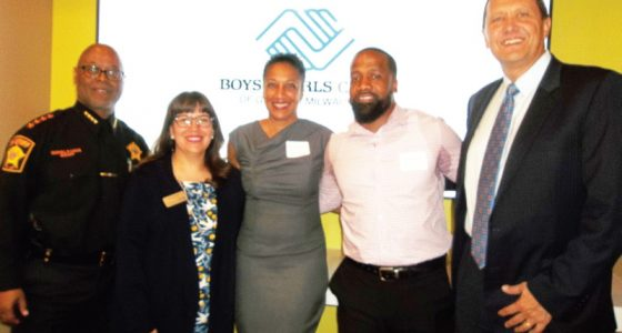 Boys and Girls Clubs of Greater Milwaukee welcomes new President and CEO