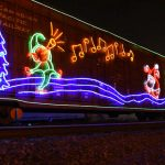 It's a Festive Holiday Season at the National Railroad Museum:  Polar Express, Holiday On The Rails, & Festival of Trees