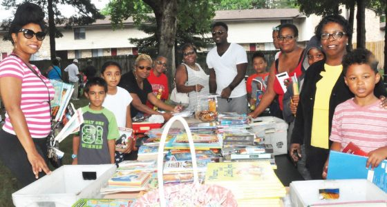 Northwest Funeral Chapel helps get kids back-to-school with 'Book Bag Give-a-way'