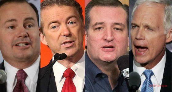 4 GOP senators, including Sen. Ron Johnson, oppose GOP health care bill