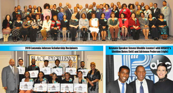 Highlights from the 34th Annual Black Excellence Awards