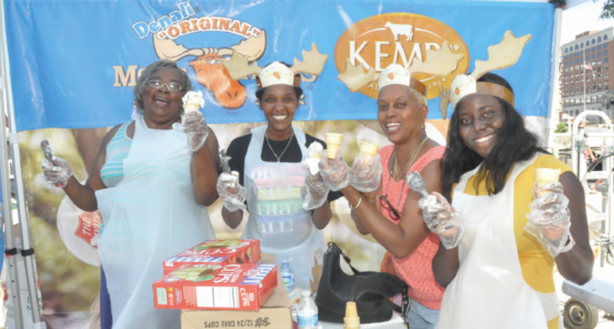 Denali Flavors helps raise money for Salvation Army with '10,000 Scoops Challenge'