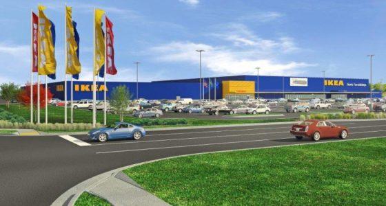 IKEA breaks ground on future store location in Oak Creek