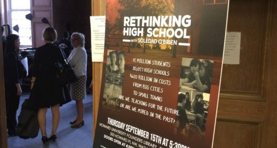 Upcoming TV Special: Rethinking High School