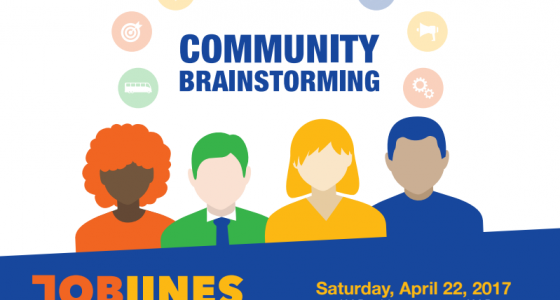 April 22 Community Brainstorming Conference