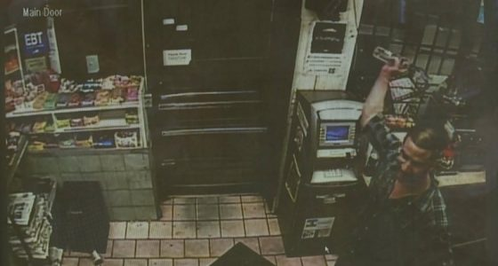 Frank Jude Jr. CHARGED after prosecutors say he was caught on camera vandalizing gas station