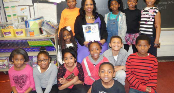 Black Excellence Awards honors local educator
