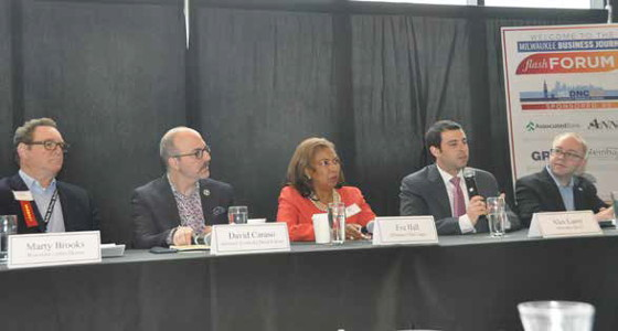 Milwaukee Business Journal presents Flash Forum for Democratic National Convention