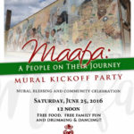 Mural Kickoff Celebration and Blessing!