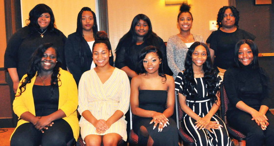 North Central Service Club, Inc. awards 12 young women at 44th Annual Scholarship Luncheon