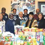 North Division Alumni Association hosts Holiday Food Drive