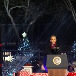 First Family Leads the Annual Lighting of the National Christmas Tree